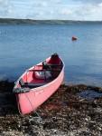 Canoe, Loe Beach